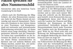 Leserbrief SNH Kennzeichen Kai Zimmermann